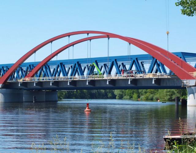 Brücke Rathenow Ansicht